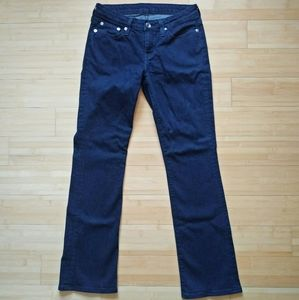 Big Star Dark Blue Bootcut Jeans